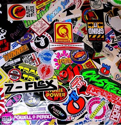 Sticker Stickers Skateboard Calstreets Ad Wallpapers Pp