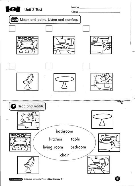 parts  house worksheets pesquisa google st grade