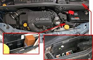 Vauxhall Meriva Engine Manual Diagram 2004
