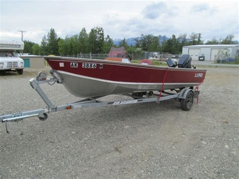 Craigslist Boats Alaska by Lund New And Used Boats For Sale In Alaska