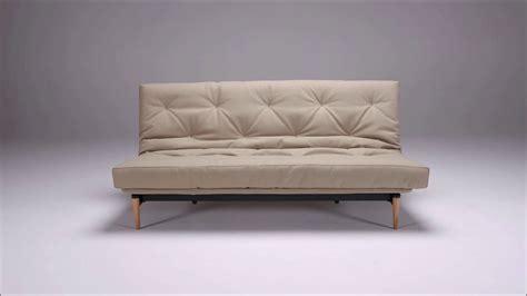 innovation futon innovations futon sofa bed colpus futon sofa bed by