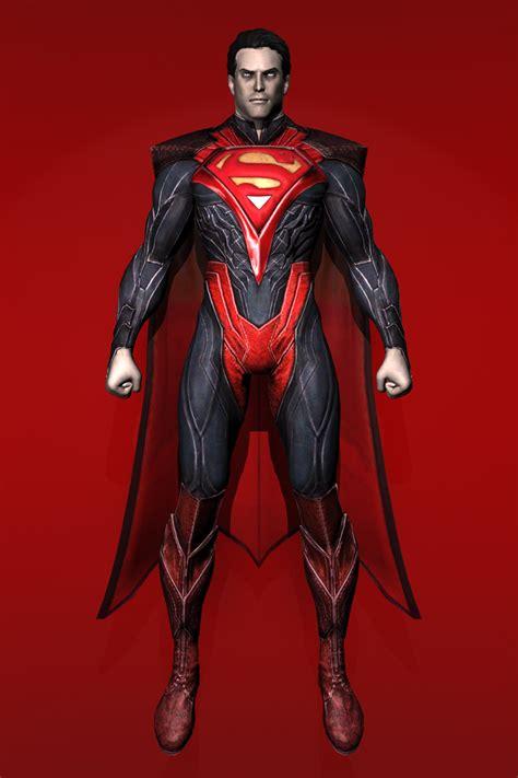 Injustice  Gods Among Us  Superman [regime] By