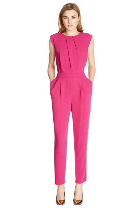 pink jumpsuits 25 best pink jumpsuit ideas on