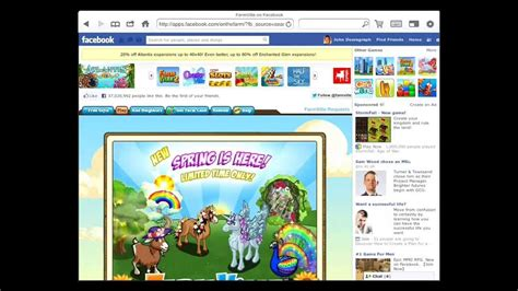 How to Play Facebook Games on iPad and iPhone - YouTube