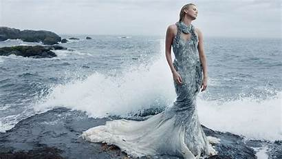 Water Ocean Shoot Sea Theron Charlize Wave
