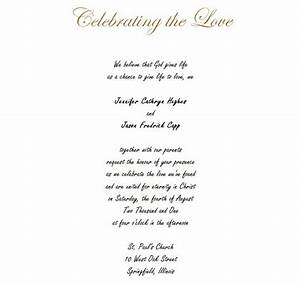 wedding free suggested wording by theme geographics With wedding invitation wording hosted by bride s parents