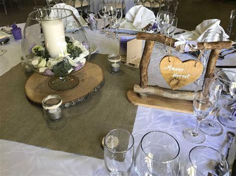 decoration mariage theme champetre