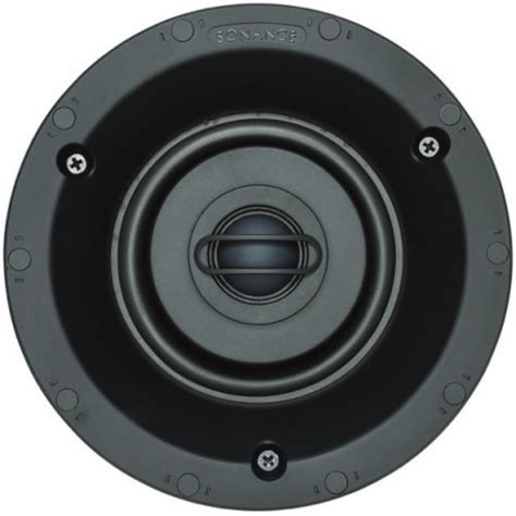 sonance in ceiling speakers sonance visual performance vp46r in ceiling speakers