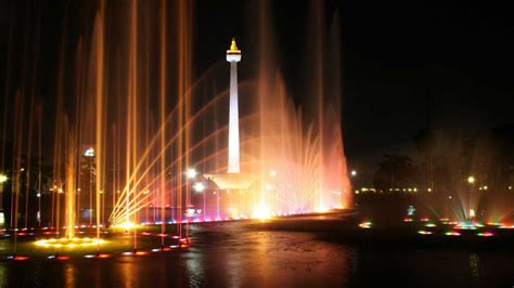 a visit to monas jakarta vacation bali indonesia