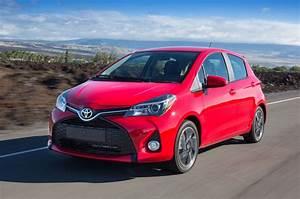 Avis Toyota Yaris 3 : 2015 toyota yaris reviews and rating motor trend ~ Gottalentnigeria.com Avis de Voitures