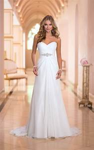 vestido de noiva 2015 cheap wedding dress sexy beach With cheap beach wedding dresses