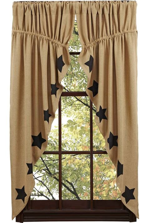 primitive country kitchen curtains 23 best country window treatments images on 4414