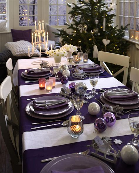dinner table decoration ideas ideas to decorate your christmas dinner table eat food