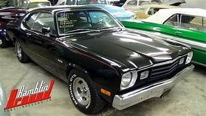 1974 Plymouth Duster 383 V8 At Country Classic Cars