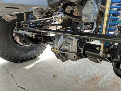 experience  dynatrac axles  jeep wrangler