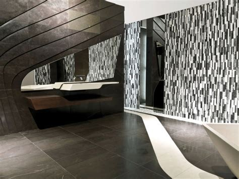 Natural stone in interior design ? bricks, slabs or tiles