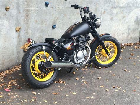 125cc Suzuki by Suzuki 125cc Marauder Bobber