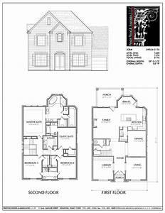 Unique Family House Plans  Floor Plan Layout For Two Story