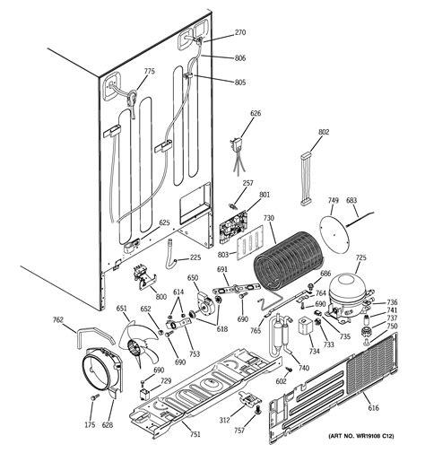 ge refrigerator water dispenser drip tray dispenser