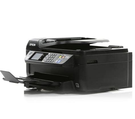 For my tests, i connected it using its ethernet port and installed the drivers and other software on a system running windows vista. Buy EPSON WorkForce WF-2660 DWF All-in-One Wireless Inkjet ...