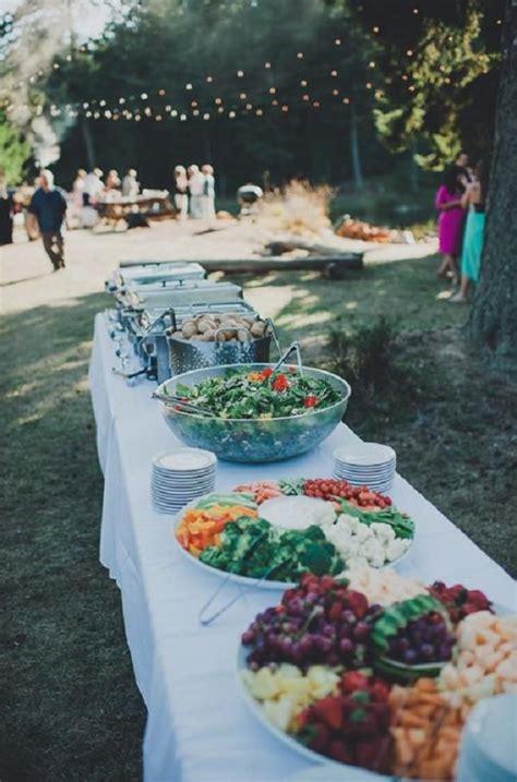 Bbq Backyard Wedding by Top 25 Rustic Barbecue Bbq Wedding Ideas Wedding Crap