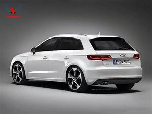 Audi A 3 Sport : 2013 audi a3 sportback rendering autoevolution ~ Gottalentnigeria.com Avis de Voitures