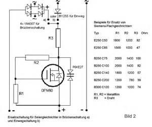 Zeitkonstante Berechnen : selengleichrichter ersatz durch mosfet schaltung ~ Themetempest.com Abrechnung