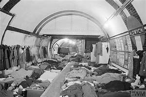 The London Underground As Air Raid Shelter  London