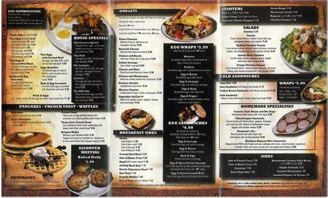 country kitchen breakfast menu terrific carla s country kitchen morro bay american 5998