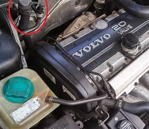 U0026 39 98 V70 Water Leaking Into Engine Bay