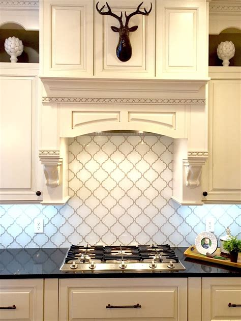 snow white arabesque glass mosaic tiles rocky point tile