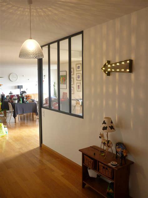 cuisine avec verriere cuisine ouverte avec verrière style atelier