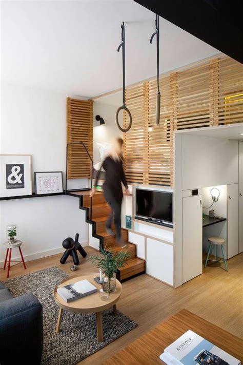 Kleiner Raum Ideen by Lit Mezzanine Adulte Et Am 233 Nagement De Petits Espaces