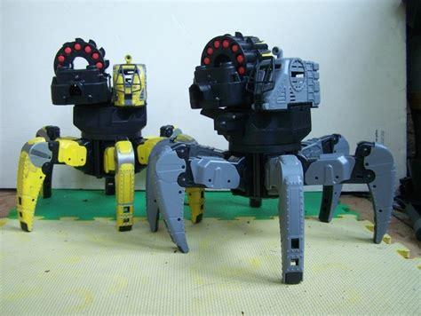 spider tank robot kit