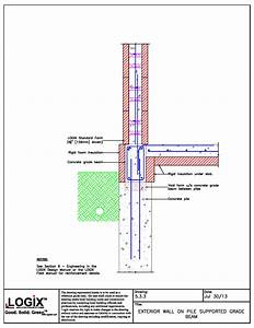 How To Attach Exterior Wall To Concrete Floor