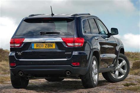 jeep grand cherokee  road test road tests honest john