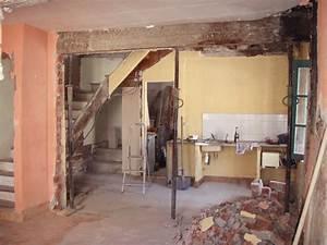 Comment Casser Un Mur Porteur : travaux montgiscard 39 home ~ Melissatoandfro.com Idées de Décoration