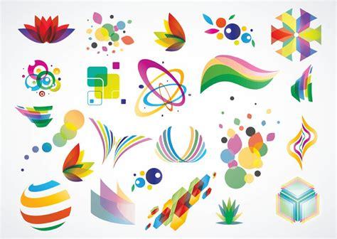 logo design elements vector art graphics freevectorcom