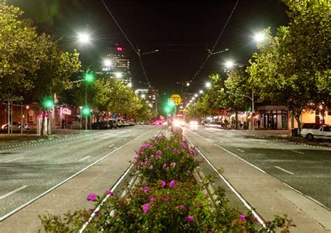 how adelaide in south australia is going carbon neutral with the help of led street lights the