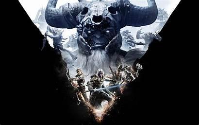 Dungeons Dragons 4k Alliance Dark Resolution Wallpapers