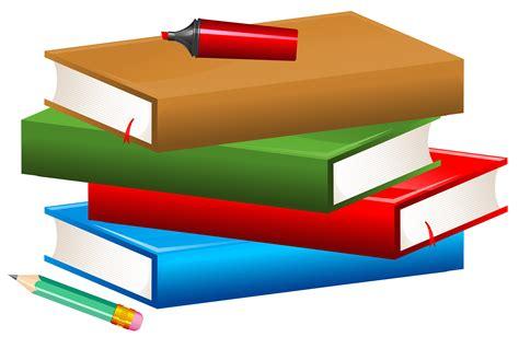 Books Pencils Clipart