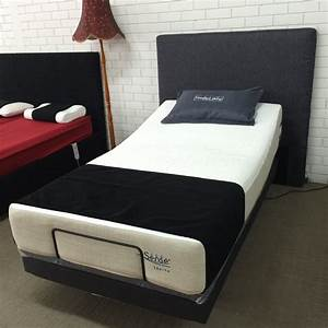 reverie adjustable bed 7s textured motionflex base with With bambillo adjustable massage bed
