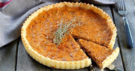 cuisiner du thon recette tarte au thon en pas à pas