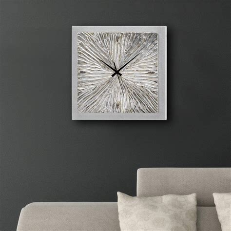 orologi d arredo orologio pintdecor in ceramica composita decorata di