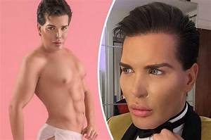 Rodrigo Alves real life Ken doll rushed to hospital in ...