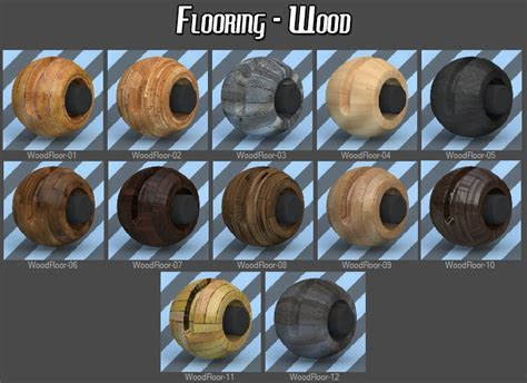 183 VRay Building Materials Pack for Cinema 4D by