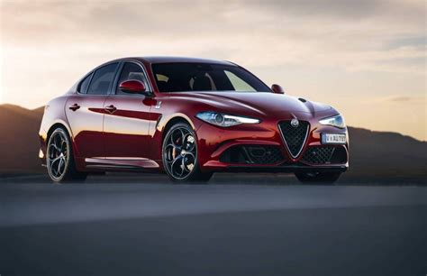 alfa romeo alfa romeo giulia now on sale in australia from 59 895