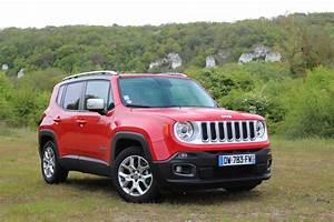 Jeep Renegade Essai : essai jeep renegade 1 4 multiair 140 2017 la jeep slim ~ Medecine-chirurgie-esthetiques.com Avis de Voitures