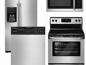 stainless steel kitchen appliance suites lowe 39 s ...
