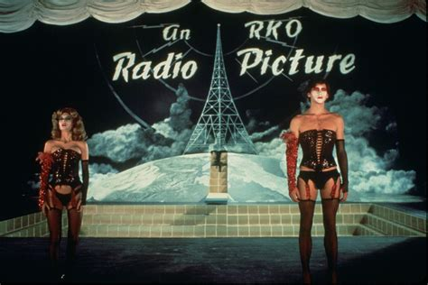 Floor Show by Pin Susan Sarandon And Barry Bostwick In The Rocky Horror